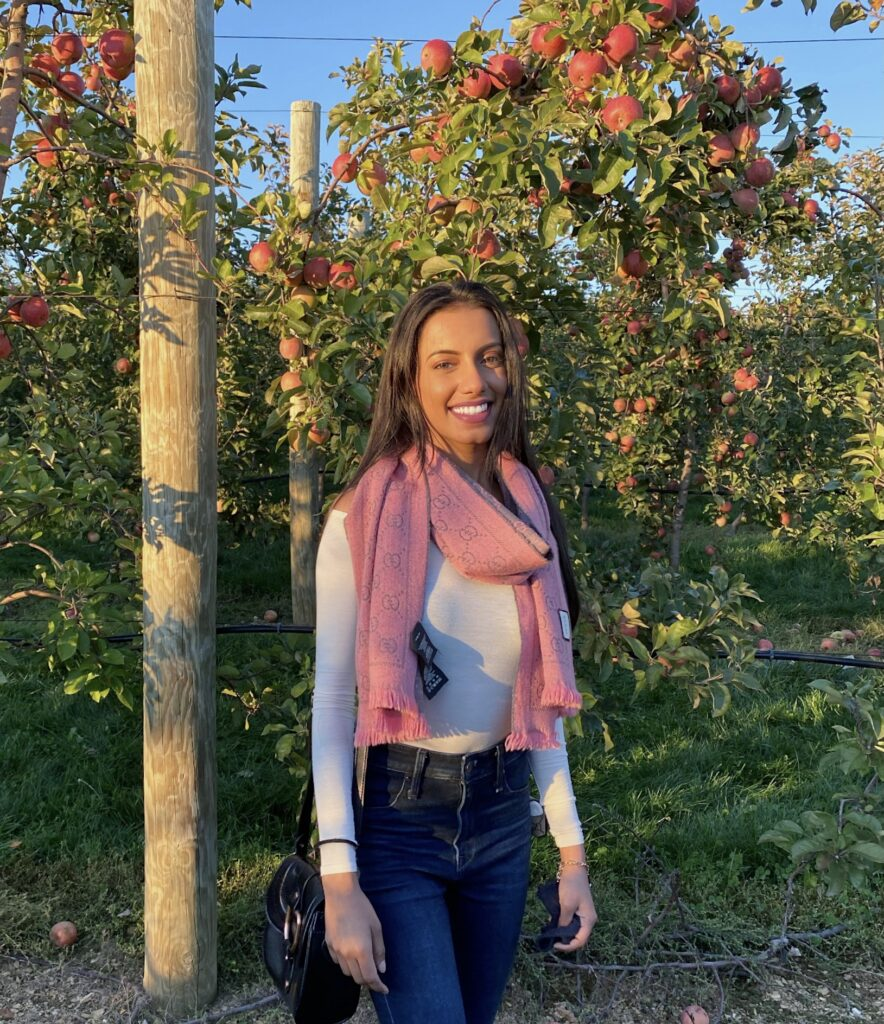 Tanmaya Goenka '21 was actively involved in Student Government
