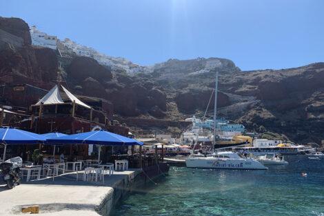 Santorini Island in Greece, Study Abroad 2021