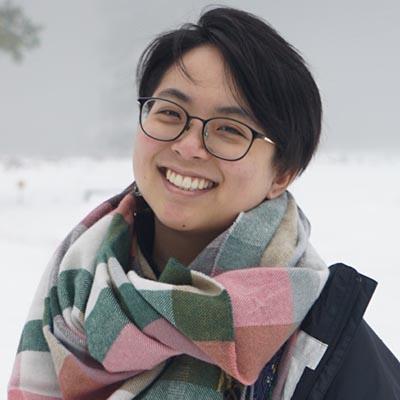 Elenie Chung headshot