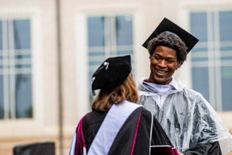 Kaizer_Butler receives diploma