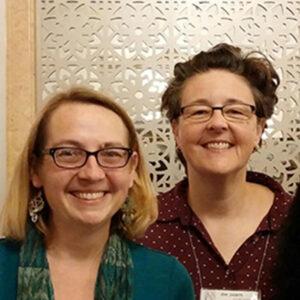Jenn Rossmann, Mary Armstrong