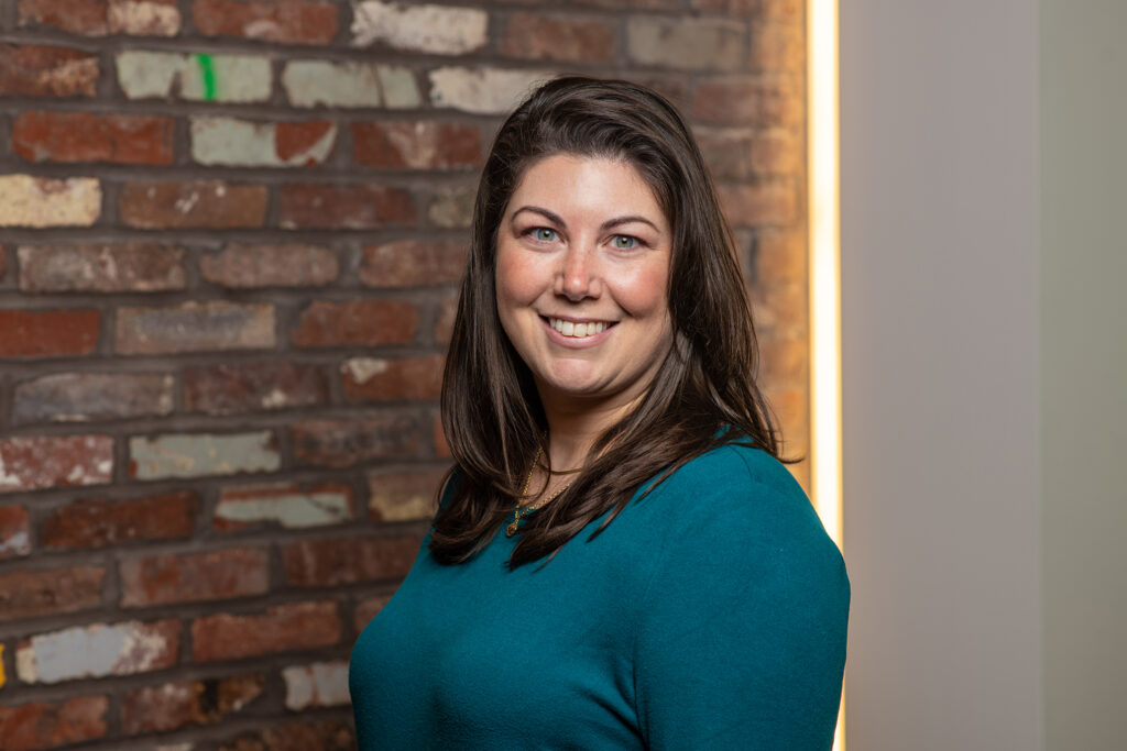 Jessica Pignataro, Marketing Manager, Bon Appetit Management Company, Dining Services, Labor Day 2021