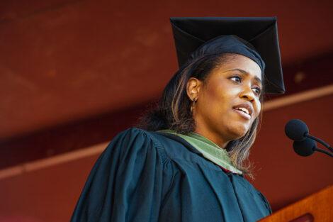 Sherryta Freeman, director of athletics